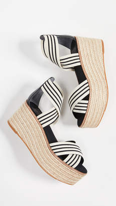 30a846773f6 Tory Burch Espadrille Women s Sandals - ShopStyle