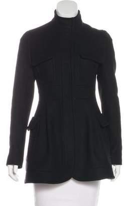Giambattista Valli Wool Short Coat