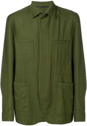 Haider Ackermann shirt jacket
