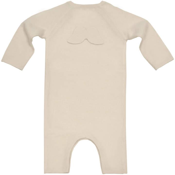 Baby Boy Ariel Romper – Ivory