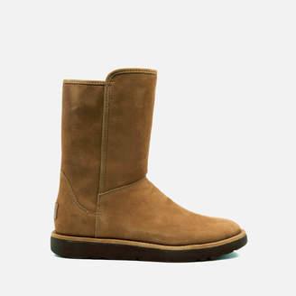 UGG Women's Abree Short II Classic Luxe Sheepskin Boots - Bruno