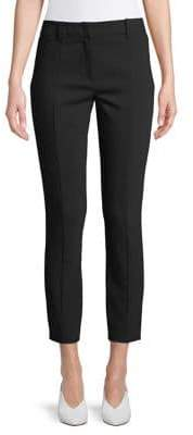 Marella Cotton Blend Cropped Pants