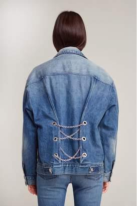 3x1 Bijou Chain Jacket | Layo