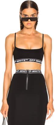 Off-White Off White Training Bra