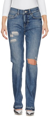 Liu Jo Denim pants - Item 42638466JP