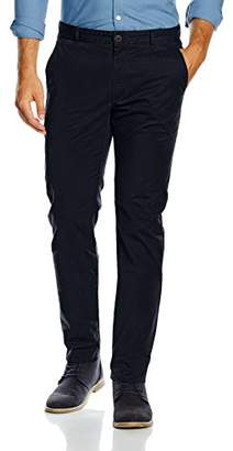 ae95954fcada6 ... Farah Men s ELM Chino Trousers, Blue (Navy), Small (Manufacturer Size