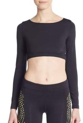 Koral Scope Crop Top