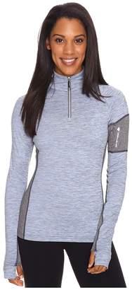 Obermeyer Nora Baselayer Zip Top Women's Clothing