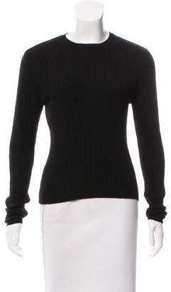 Calvin Klein Collection Cashmere Cable Knit Sweater
