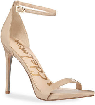 66045f17305 Nude Strappy Sandals - ShopStyle