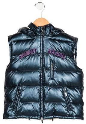 Harmont & Blaine Junior Girls' Down Puffer Vest