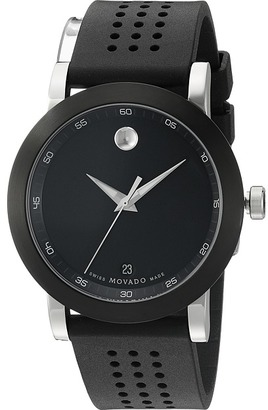 Movado - Museum Sport - 0606507 Watches $795 thestylecure.com