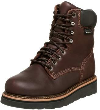 """Golden Retriever Men's 8"""" Waterproof Work Boot"""