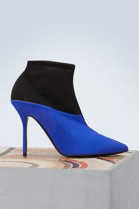 Pierre Hardy Kelly two-toned ankle boots