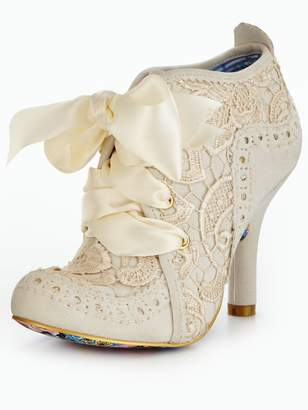 Irregular Choice Abigails Third Party Wedding Shoe Boot