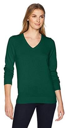 Amazon Essentials Women's Standard V-Neck Sweater