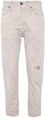 Denham Jeans Rip-and-repair jeans