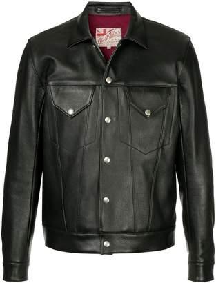 Addict Clothes Japan Granada leather jacket