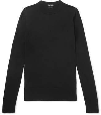 Tom Ford Slim-Fit Wool Sweater
