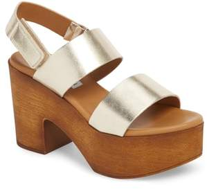 Steve Madden Marena Slingback Platform Sandal