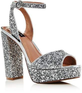07d99a18c44 Aqua Women s Mardi High-Heel Platform Sandals - 100% Exclusive