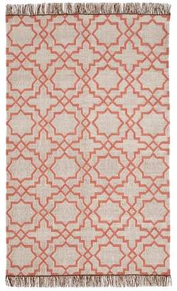 Pottery Barn Beverly Synthetic Rug - Warm Multi
