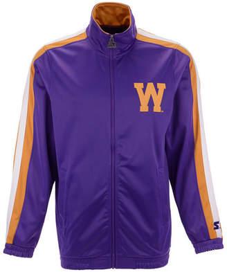 G-iii Sports Men's Washington Huskies Challenger Full-Zip Track Jacket