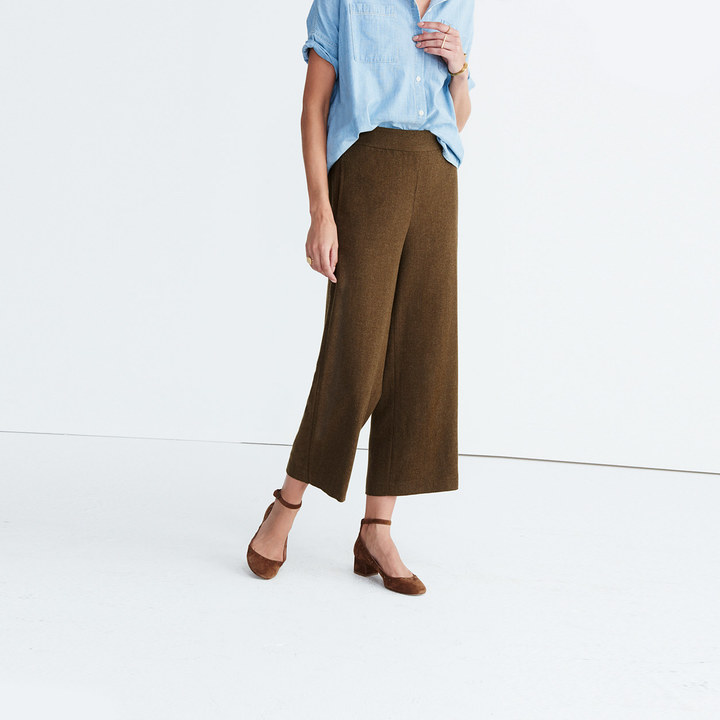 Bryant Wide-Leg Pants