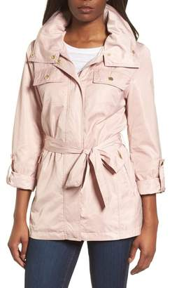 Halogen Belted Lightweight Jacket