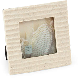 """Sheffield Home 4"""" x 4"""" Wave Cement Picture Frame"""