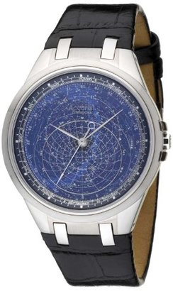 Accurist gmt318uk Mens Celestial Greenwich CommemorativeコレクションWatch
