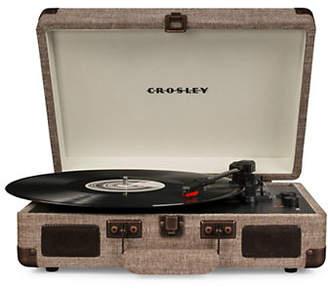 Crosley Cruise Deluxe Havana Turntable Speaker