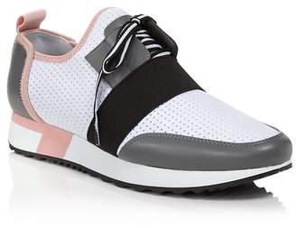 Aqua Women's Enzo Lace Up Sneakers - 100% Exclusive