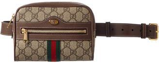 Gucci Ophidia Small Gg Supreme Canvas Belt Bag