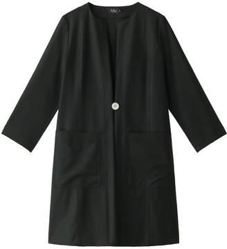 M・fil (エム フィル) - エムフィル 定番梳毛ジャコート