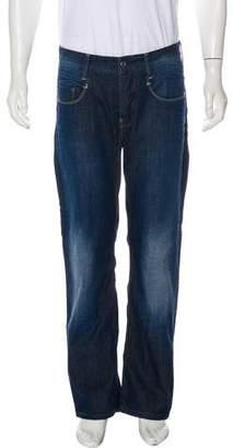 G Star Straight-Leg New Radar Jeans
