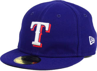New Era Texas Rangers Authentic Collection My First Cap, Baby Boys