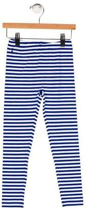 Polo Ralph Lauren Girls' Striped Leggings w/ Tags