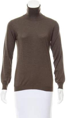 Malo Cashmere Knit Turtleneck