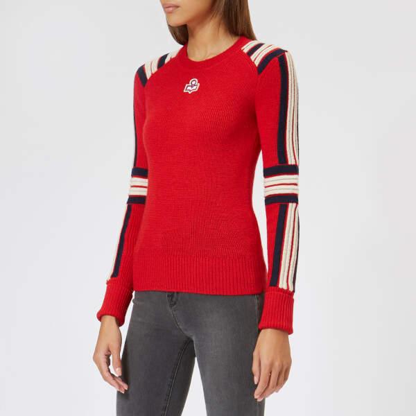 ÉTOILE Women's Hayward Sweater Red