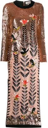 Temperley London Magnolia dress