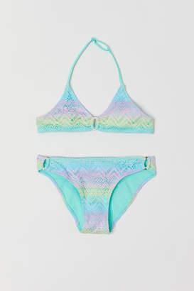 H&M Triangle bikini
