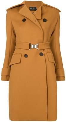 Proenza Schouler Double Breasted Long Coat