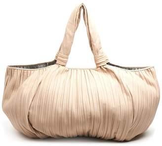 Max Mara Frances Pleated Tote Bag