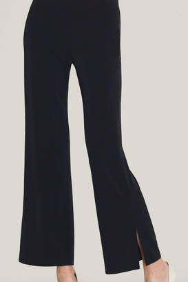 Clara Sunwoo Side Slit Pull On Pant