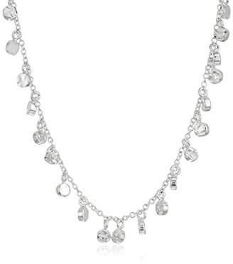 Gorjana Plated Chloe Mini Necklace