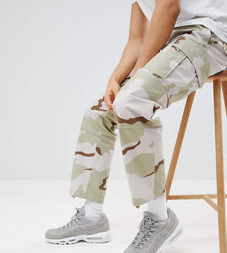 Reclaimed Vintage Revived Desert Camo PANTS