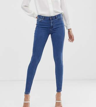 Vero Moda Tall skinny jean in blue