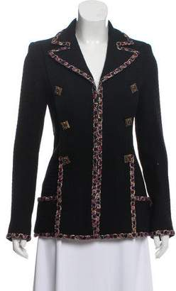 Chanel Paris-Byzance Wool Jacket