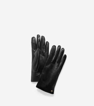 Cole Haan Haircalf Gloves